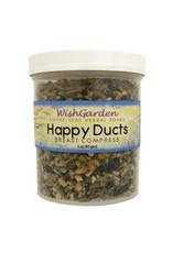 WishGarden Herbs WishGarden Compress Happy Ducts Compress
