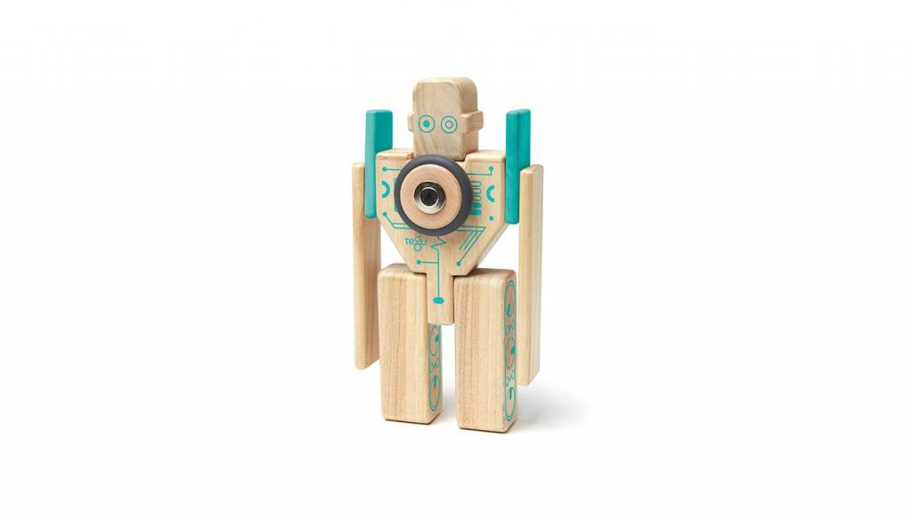 Tegu Tegu Magnetic Blocks Magbot Future