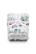 Thirsties Baby Thirsties One Size Pocket Diaper