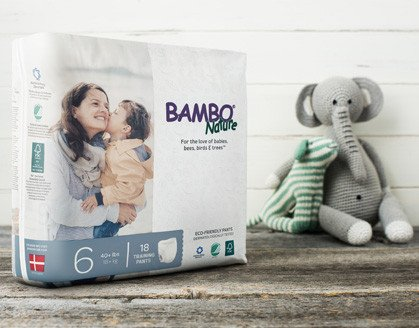 Bambo Nature Bambo Nature Training Pants