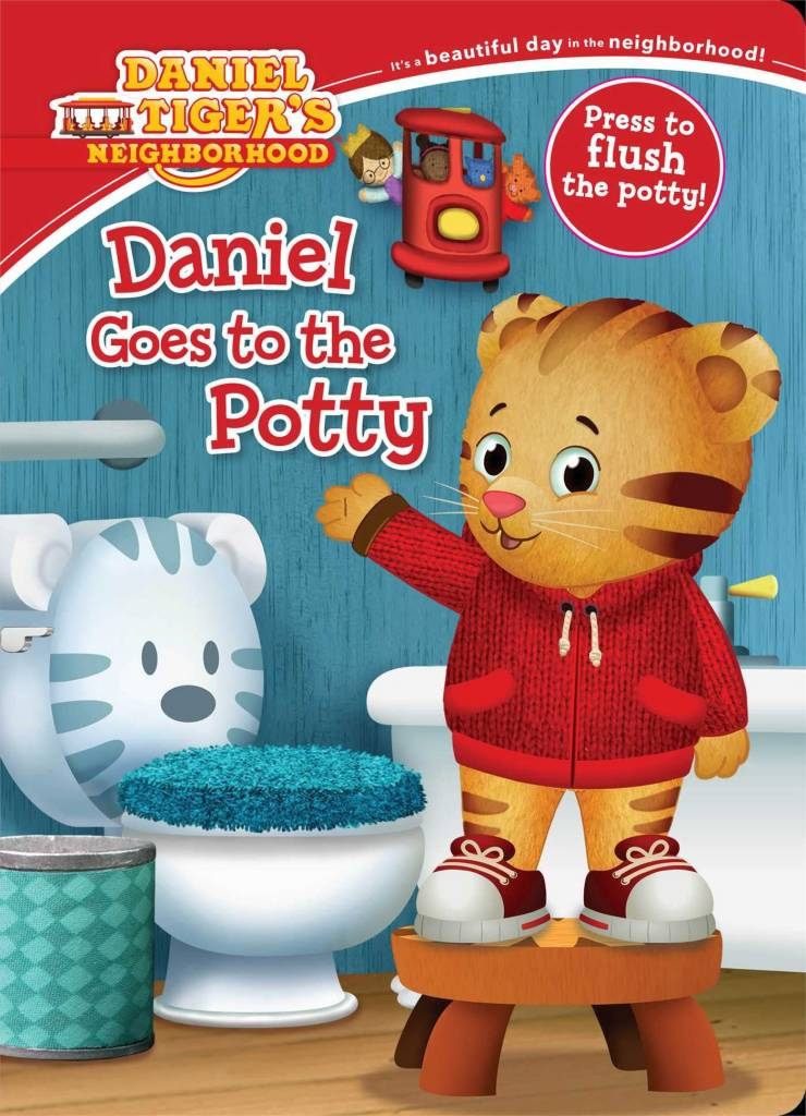 Daniel Goes to the Potty - Daniel Tiger