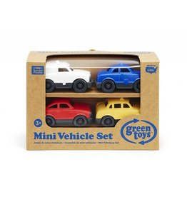 Green Toys Green Toys Mini-Vehicles 4-Pack