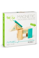 Tegu Tegu Magnetic Blocks Robo Future