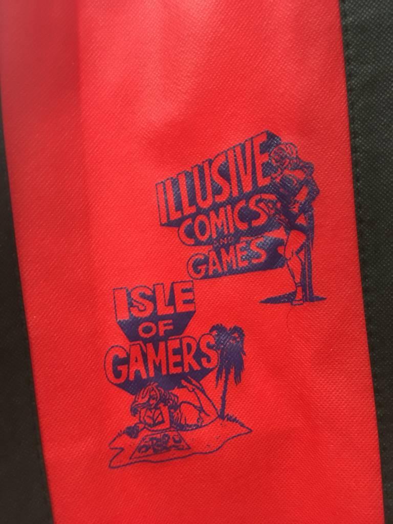 The Illusive Isle Tote Bag