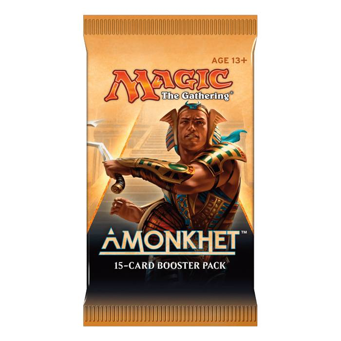 WIZARDS OF THE COAST MTG TCG AMONKHET BOOSTER PACK