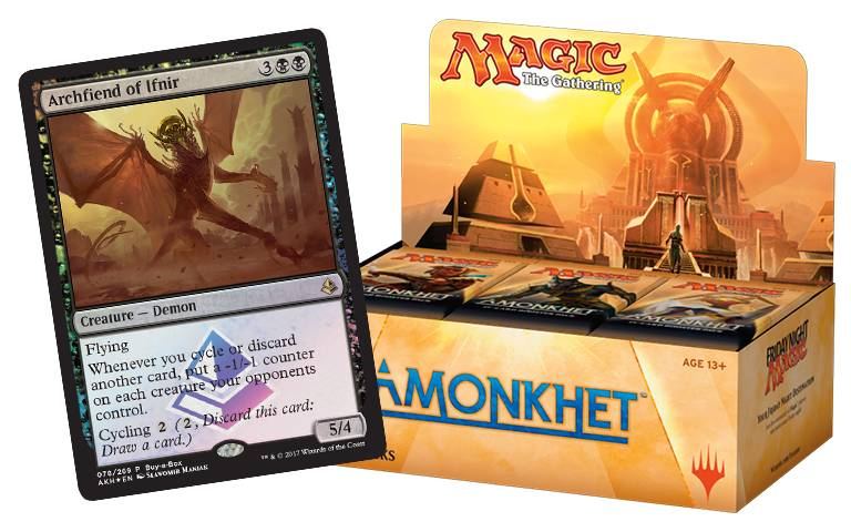 WIZARDS OF THE COAST MTG TCG AMONKHET BOOSTER BOX
