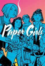 IMAGE COMICS PAPER GIRLS TP VOL 01