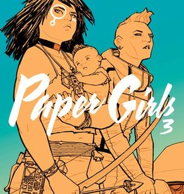 IMAGE COMICS PAPER GIRLS TP VOL 03