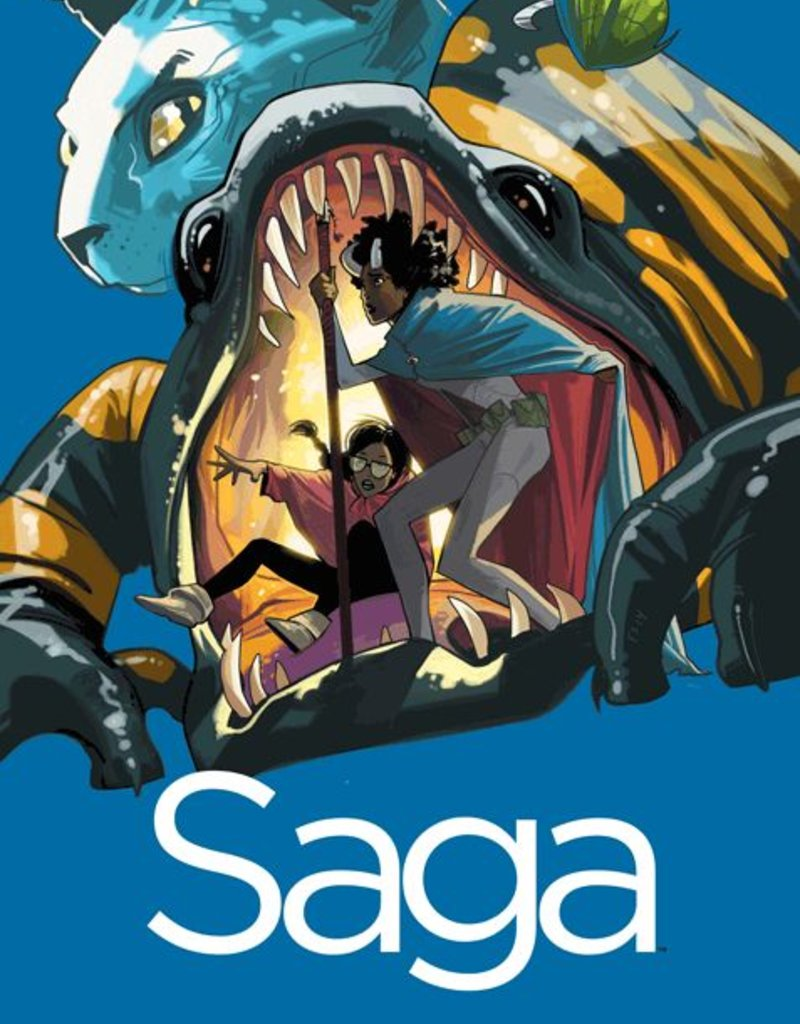IMAGE COMICS SAGA TP VOL 05
