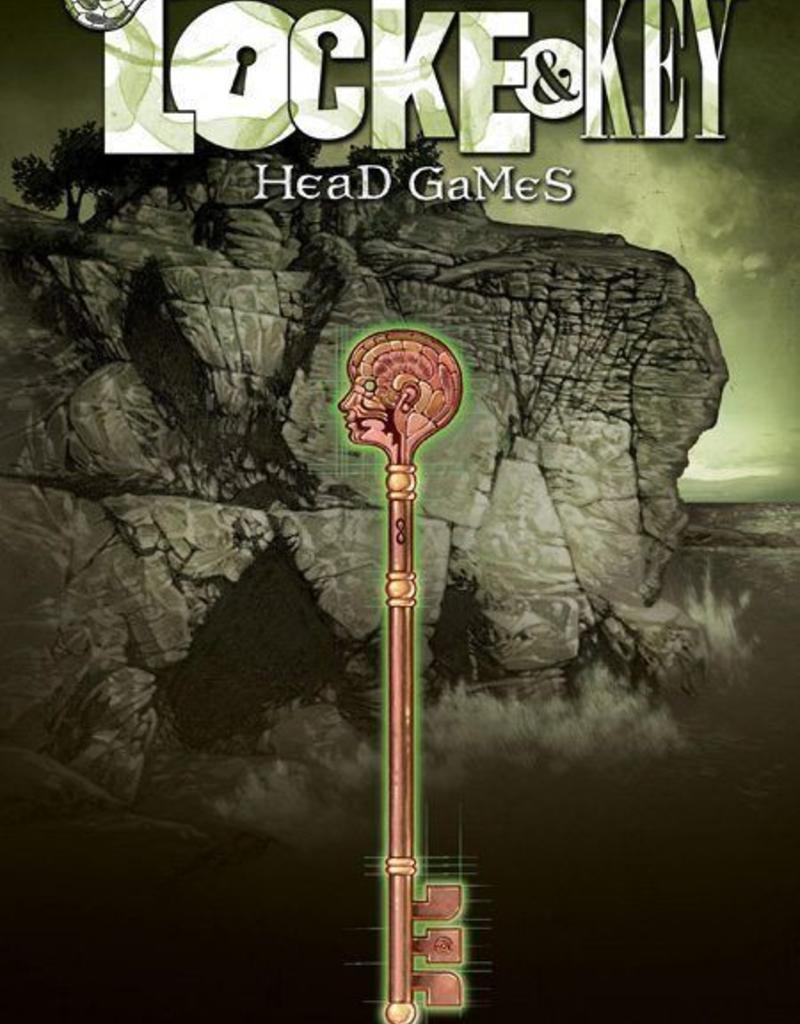 IDEA & DESIGN WORKS LLC LOCKE & KEY HC VOL 02 HEAD GAMES
