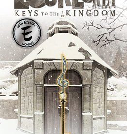 IDW PUBLISHING LOCKE & KEY HC VOL 04 KEYS TO THE KINGDOM