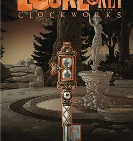 IDW PUBLISHING LOCKE & KEY HC VOL 05 CLOCKWORKS