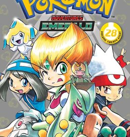 PERFECT SQUARE POKEMON ADVENTURES GN VOL 28