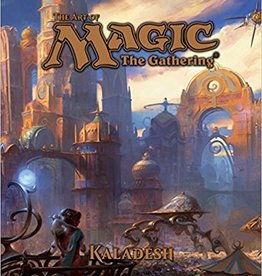 VIZ MEDIA LLC ART OF MAGIC THE GATHERING HC KALADESH