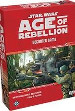 STAR WARS RPG AGE OF REBELLION BEGINNER GAME