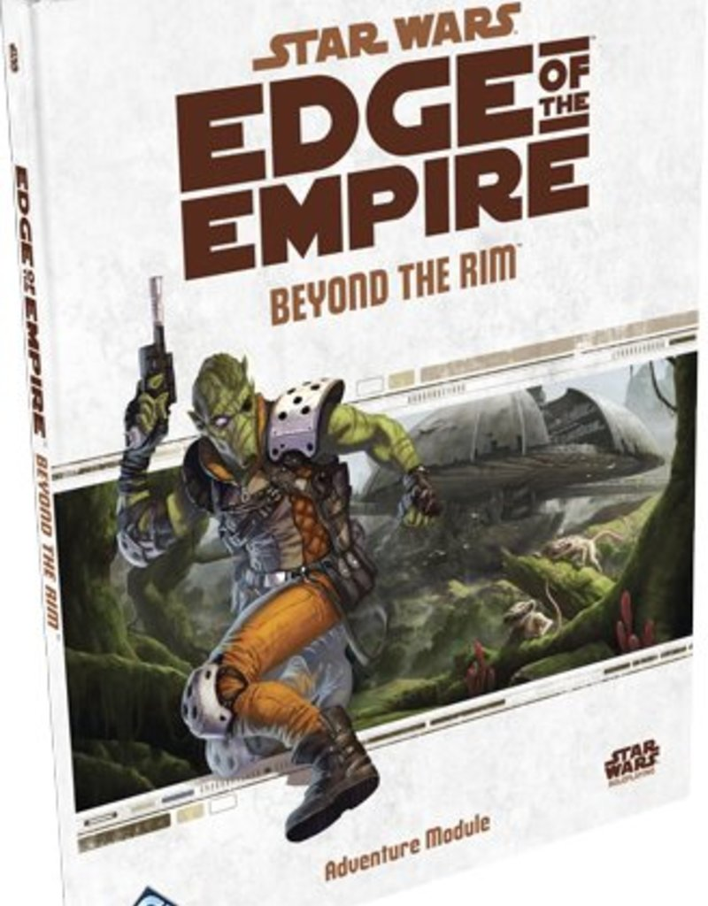 STAR WARS RPG EDGE OF THE EMPIRE BEYOND THE RIM ADV