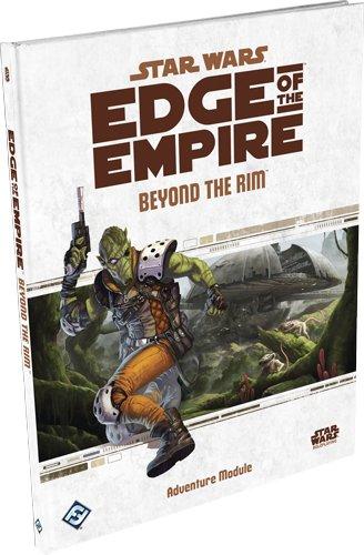 STAR WARS RPG EDGE OF THE EMPIRE BEYOND THE RIM ADV