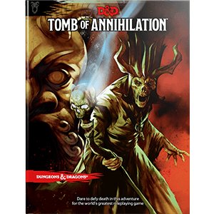 WIZARDS OF THE COAST DUNGEONS & DRAGONS RPG 5TH ED/NEXT TOMB OF ANNIHILATION