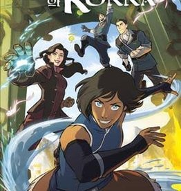 DARK HORSE COMICS LEGEND OF KORRA TP VOL 01 TURF WARS PT 1