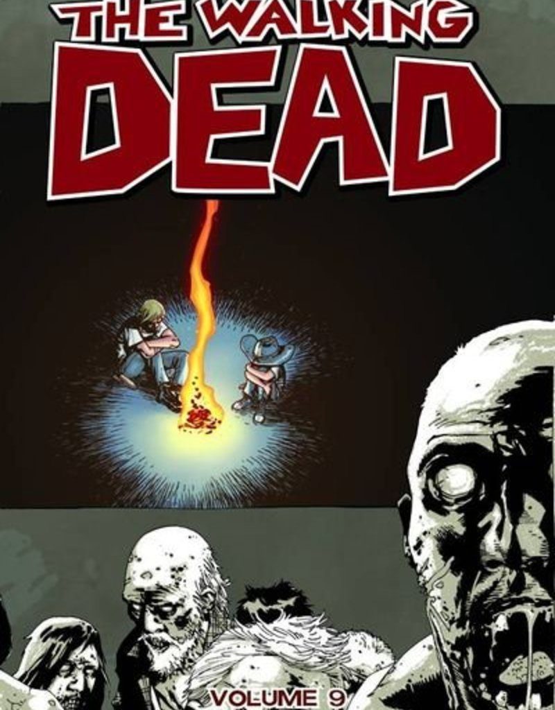 IMAGE COMICS WALKING DEAD TP VOL 09 HERE WE REMAIN