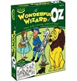 DOVER PUBLICATIONS WONDERFUL WIZARD OF OZ FUN KIT