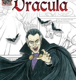 DOVER PUBLICATIONS COLOR YOUR OWN GRAPHIC NOVEL DRACULA