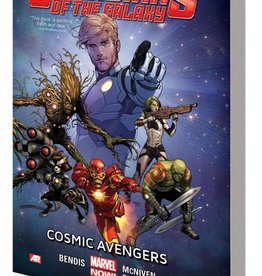 MARVEL COMICS GUARDIANS OF GALAXY TP VOL 01 COSMIC AVENGERS