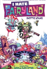 IMAGE COMICS I HATE FAIRYLAND TP VOL 01 MADLY EVER AFTER