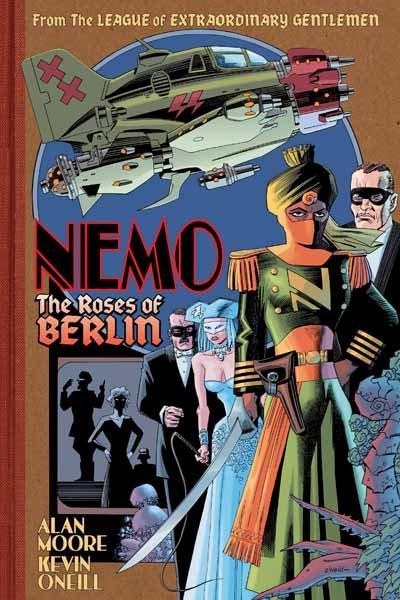 TOP SHELF PRODUCTIONS NEMO ROSES OF BERLIN HC