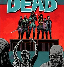 IMAGE COMICS WALKING DEAD TP VOL 22 A NEW BEGINNING