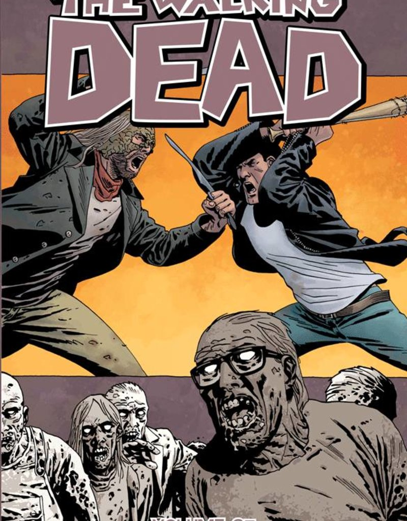 IMAGE COMICS WALKING DEAD TP VOL 27 WHISPERER WAR