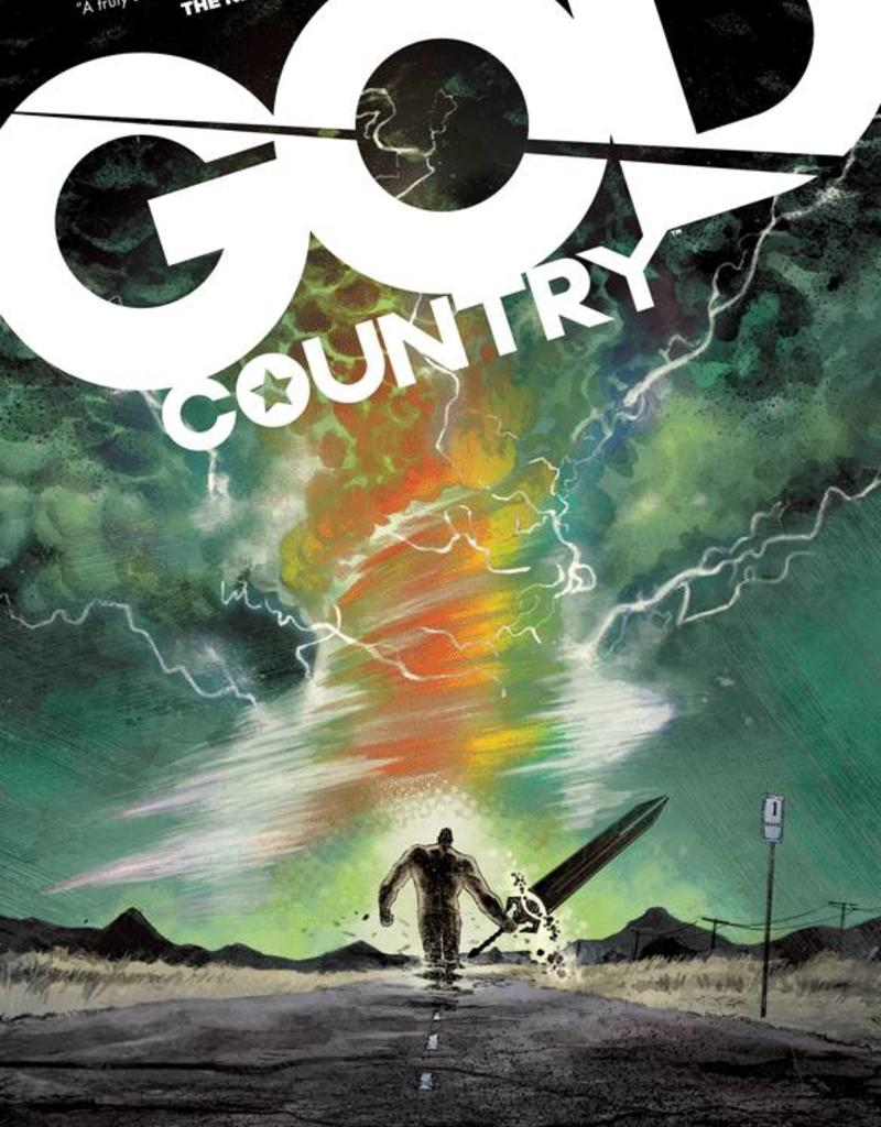 IMAGE COMICS GOD COUNTRY TP