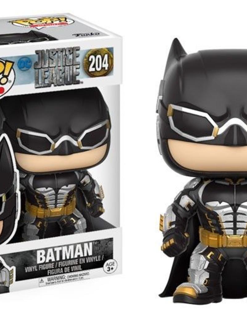 FUNKO POP DC JUSTICE LEAGUE MOVIE BATMAN