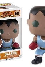 FUNKO POP STREET FIGHTER BALROG VINYL FIG