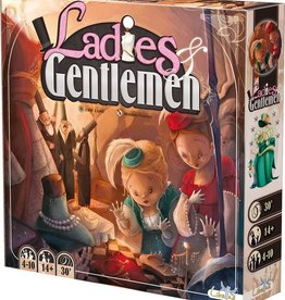 ASMODEE LADIES & GENTLEMEN