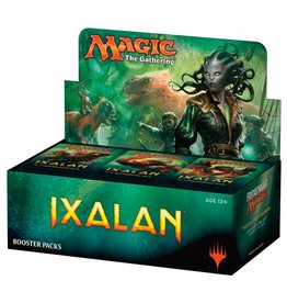 WIZARDS OF THE COAST MTG TCG IXALAN BOOSTER BOX