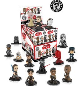 STAR WARS EP 8 MYSTERY MINIS