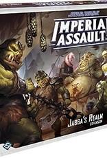 FANATASY FLIGHT GAMES STAR WARS IMPERIAL ASSAULT JABBAS REALM EXP
