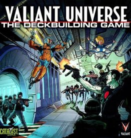 CATALYST The Valiant Universe Deck Building Game