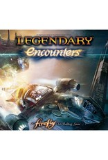 UPPER DECK LEGENDARY DECK BUILDING GAME ENCOUNTERS FIREFLY