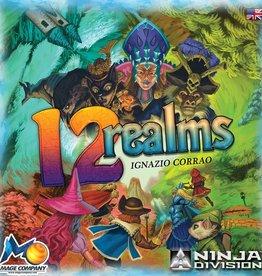 NINJA DIVISION 12 Realms
