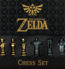 USAOPOLY LEGEND OF ZELDA CHESS