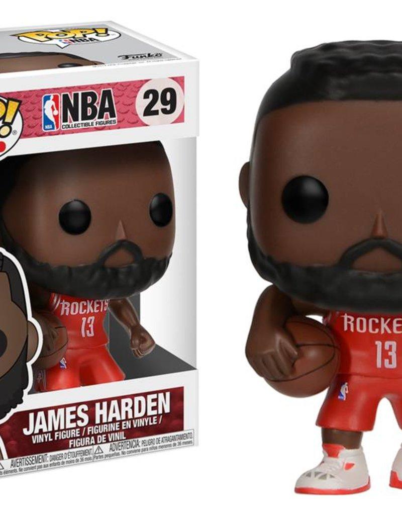 FUNKO POP NBA HOUSTON JAMES HARDEN VINYL FIG