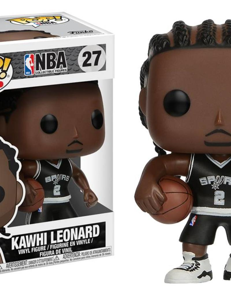 FUNKO POP NBA SAN ANTONIO SPURS KAWHI LEONARD VINYL FIG