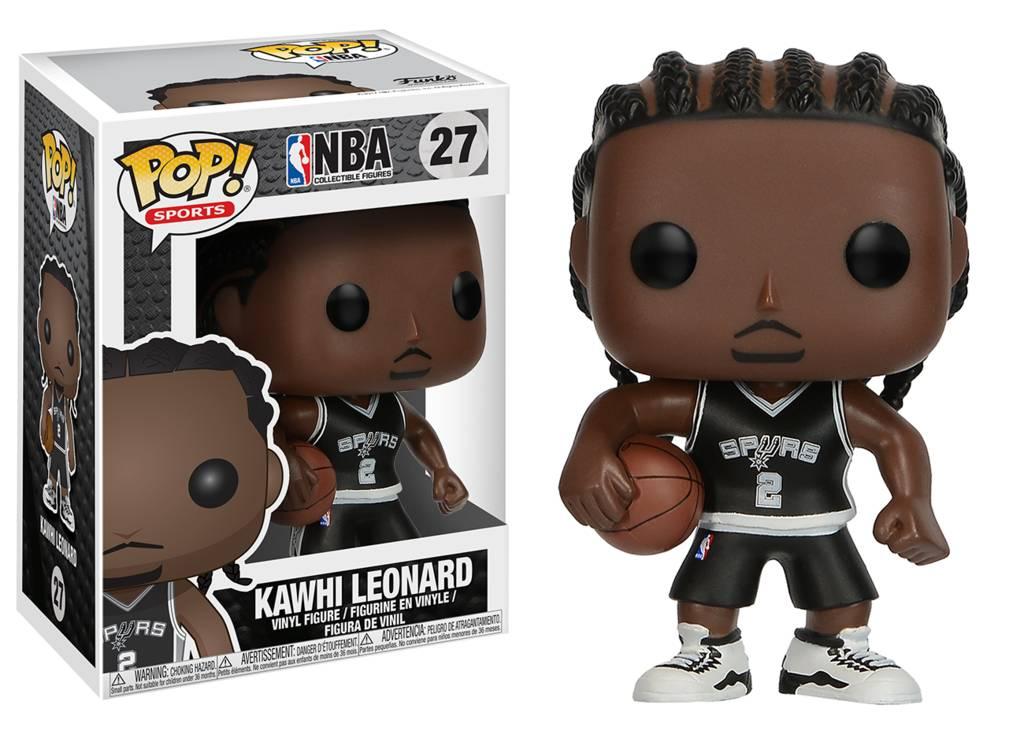 FUNKO POP NBA SAN ANTONIO SPURS KAWHI LEONARD VINYL FIG