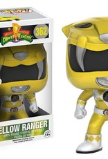 FUNKO POP TV POWER RANGERS YELLOW RANGER VINYL FIG