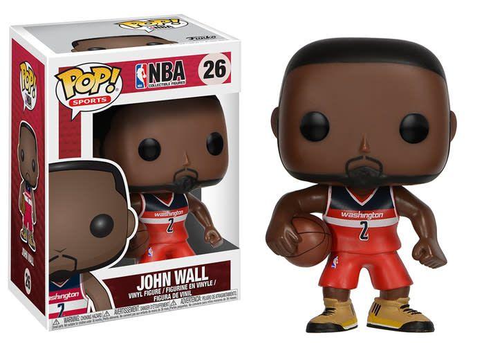 FUNKO POP NBA WASHINGTON WIZARDS JOHN WALL VINYL FIG