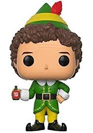 FUNKO POP ELF BUDDY ELF VINYL FIG