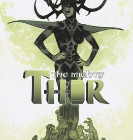 MARVEL COMICS MIGHTY THOR #700 HUGHES VAR LEG