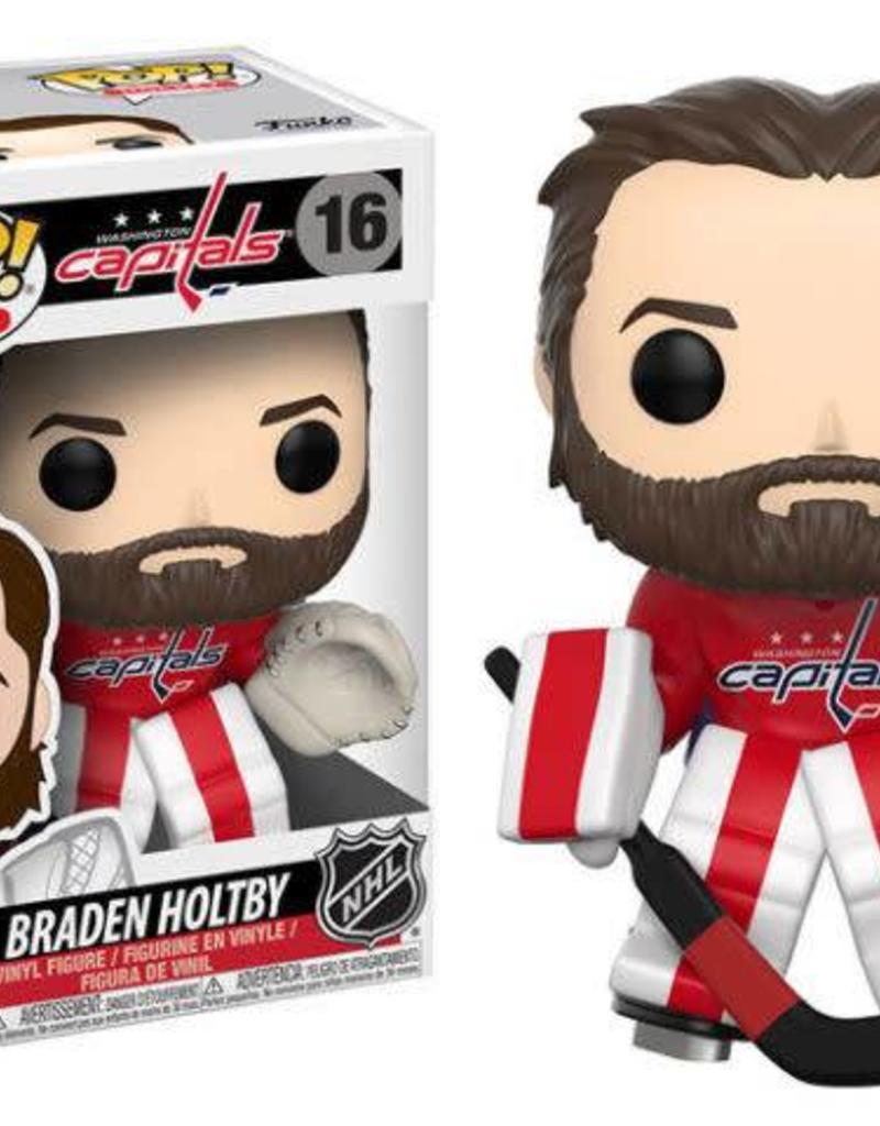 FUNKO POP NHL S2: BRADEN HOTBY (HOME JERSEY) VINYL FIG